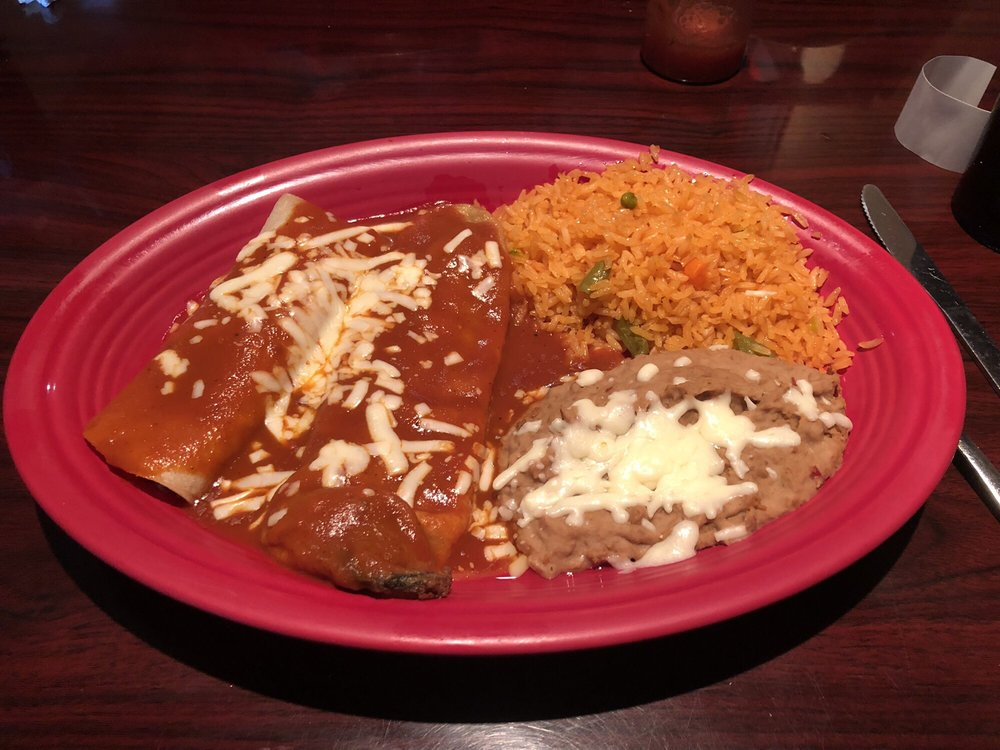 Don Patron Mexican Grill: 128 W High St, Waynesburg, PA