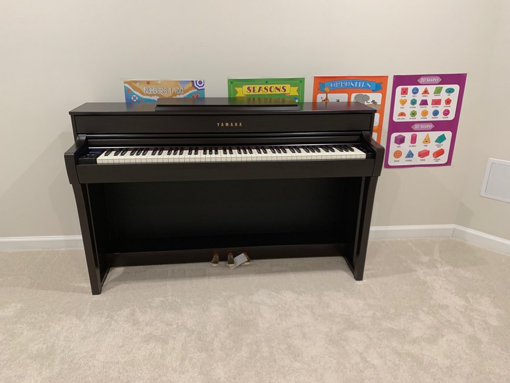 Downtown Piano Works: 74 S Market St, Frederick, MD
