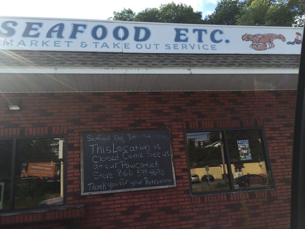 Seafood etc closed seafood markets 646 boswell ave for Fish market ct