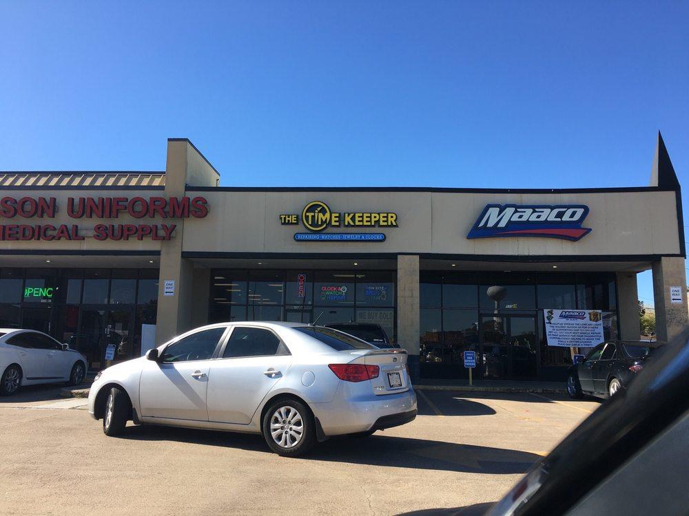 The Time Keeper: 510 S Mason Rd, Katy, TX