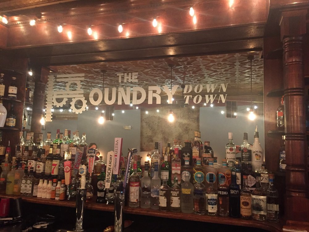 The Foundry: 15 W St Joseph St, Perryville, MO