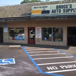 Bruce Auto Parts >> Bruce S Auto Supply Auto Parts Supplies 1737 W Olive