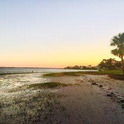 Photo Of Shell Point Beach Crawfordville Fl United States Beautiful Sunset On