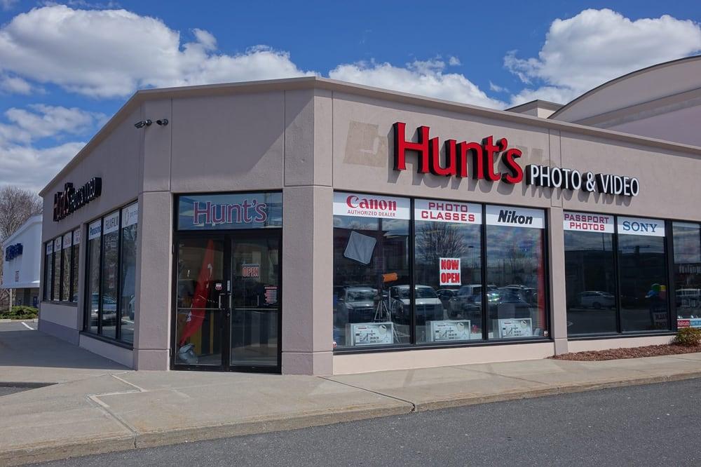 Hunt's Photo & Video: 98 Lower Westfield Rd, Holyoke, MA