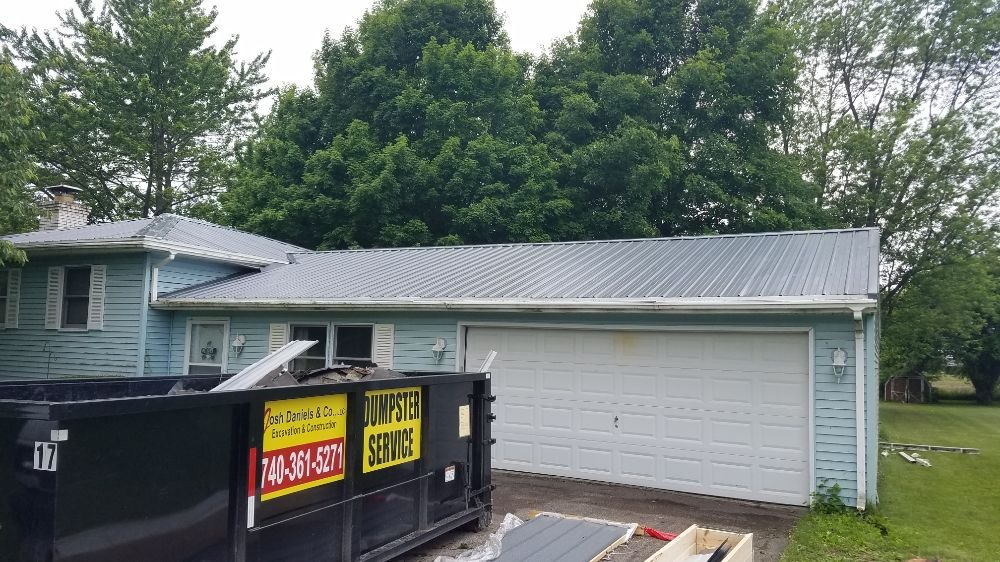 The Roof Guys: 1201 N Main St, Marion, OH