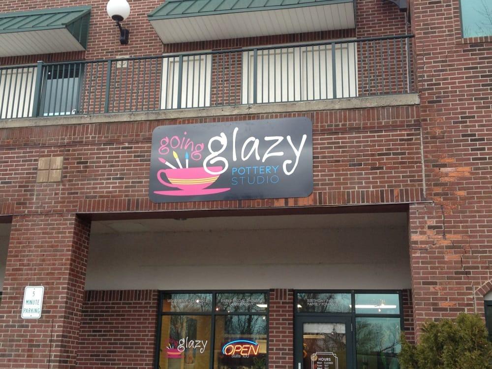 Going Glazy