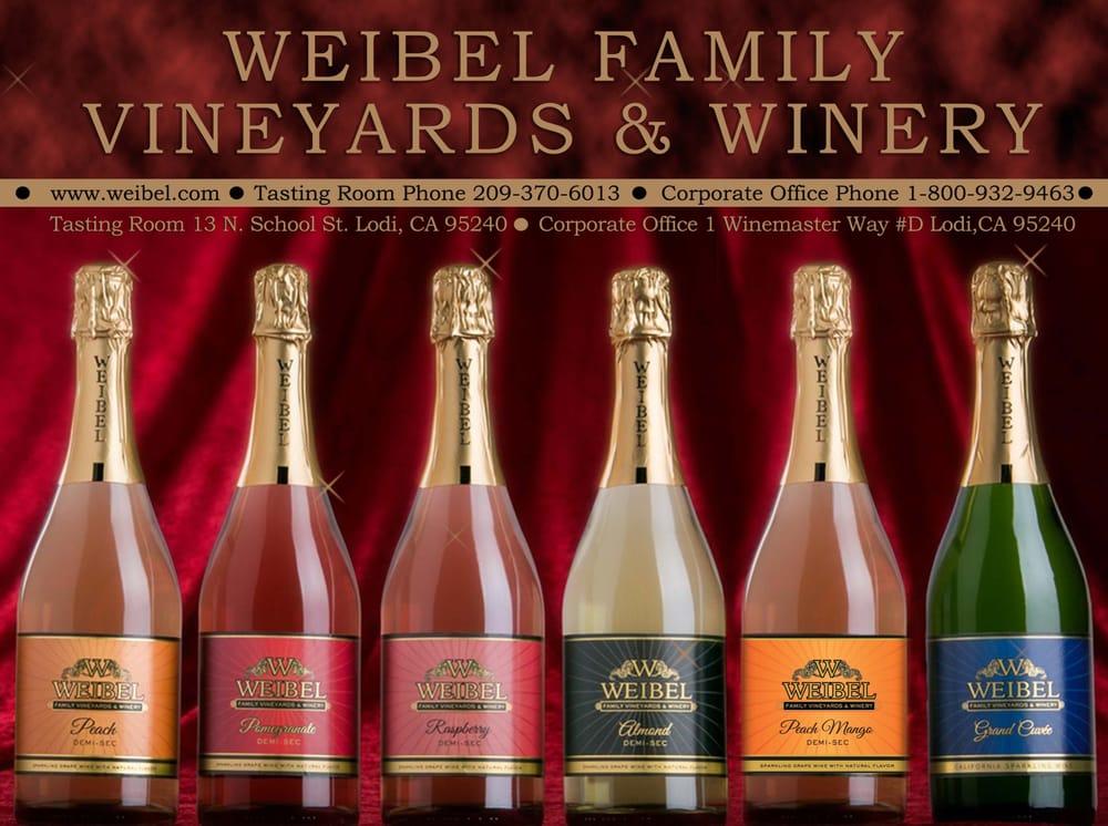 Weibel Family Tasting Room - 148 Photos & 132 Reviews - Wine