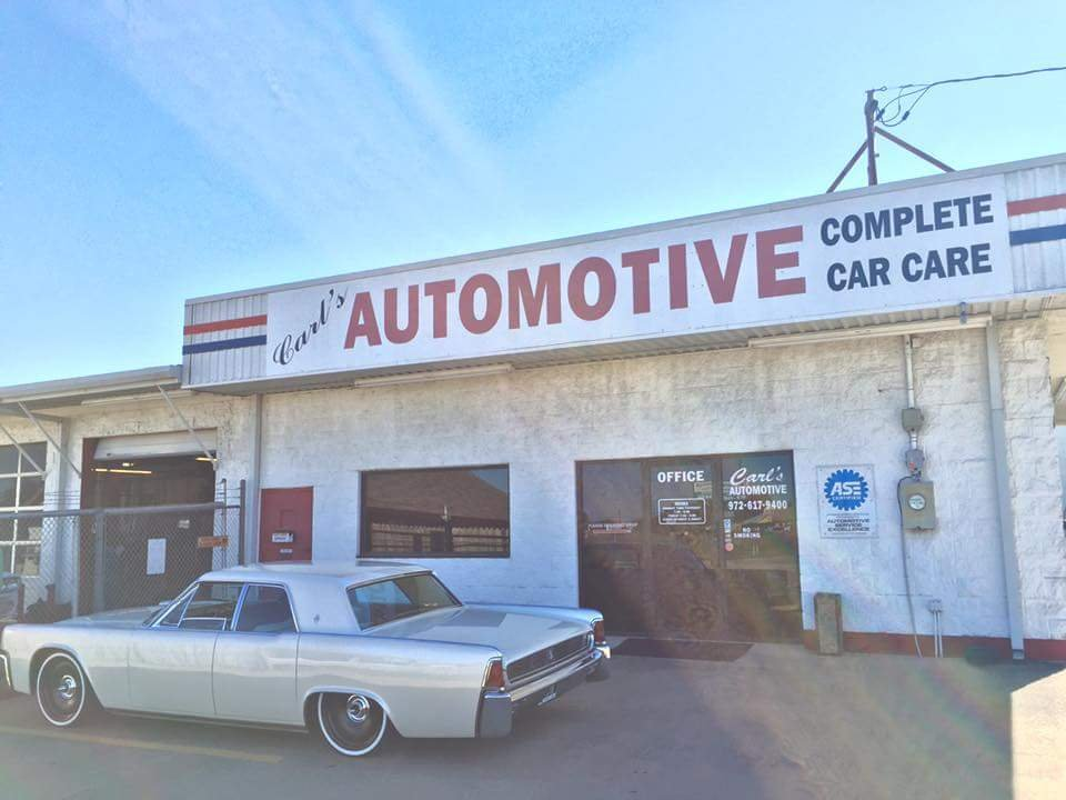 Carl's Automotive Service Center: 502 N State Highway 342, Red Oak, TX