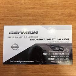 Germain Nissan Of Columbus 17 Reviews Car Dealers