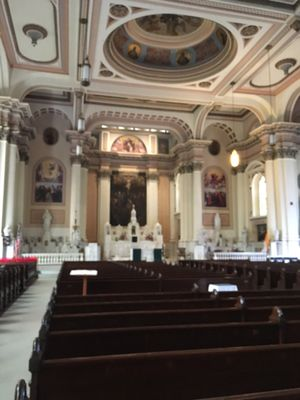 St Thomas Aquinas 1719 Morris St Philadelphia, PA Places Of