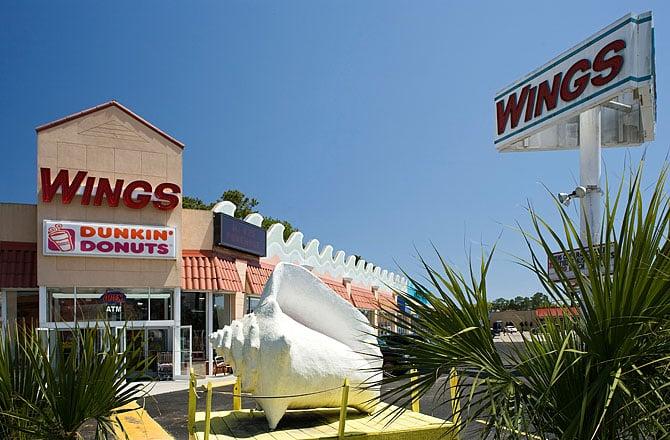 Wings Beachwear
