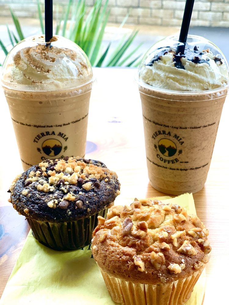Tierra Mia Coffee: 2301 S Azusa Ave, West Covina, CA