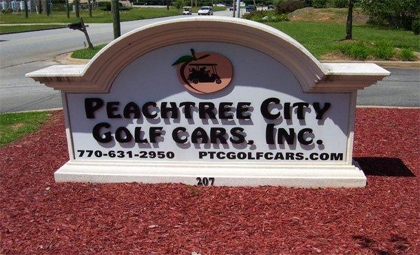 Peachtree Golf Cars: 207 Huddleston Rd, Peachtree City, GA