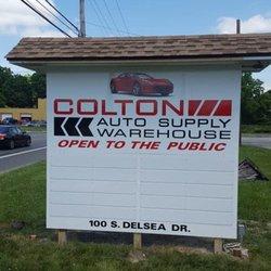 Colton Auto Supply Warehouse Request A Quote Auto Parts