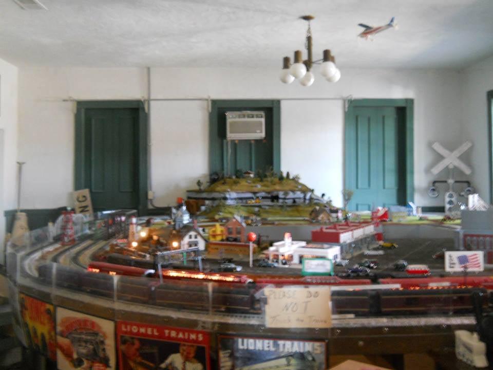 Walker County Regional Heritage Museum: 100 Gordon St, Chickamauga, GA