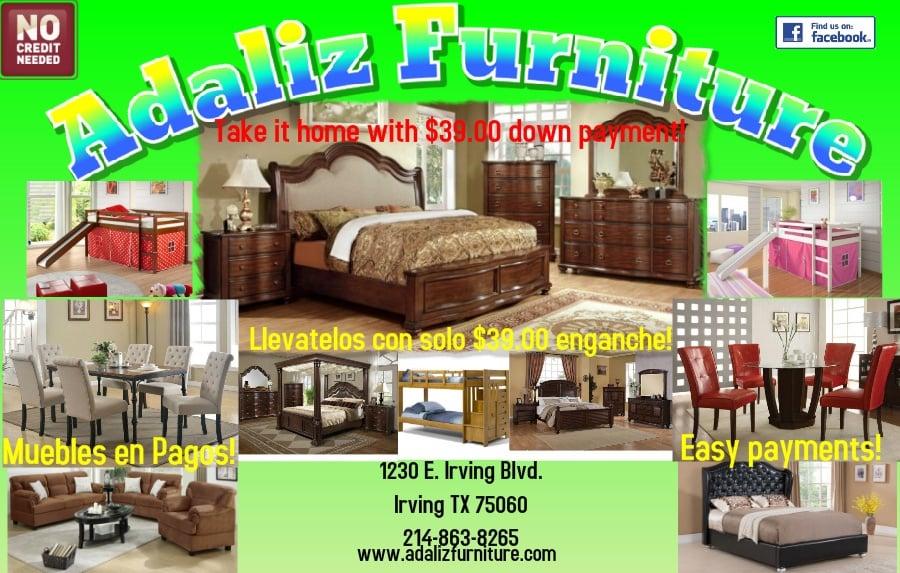 Adaliz Furniture M Bel 1230 E Irving Blvd Irving Tx Vereinigte Staaten Telefonnummer Yelp