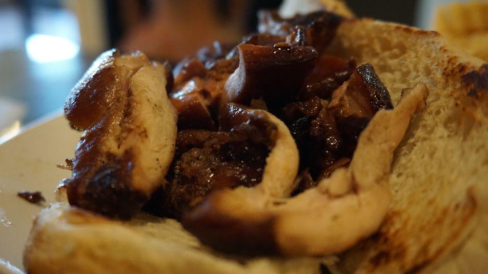 Antijitos BBQ N Burgers