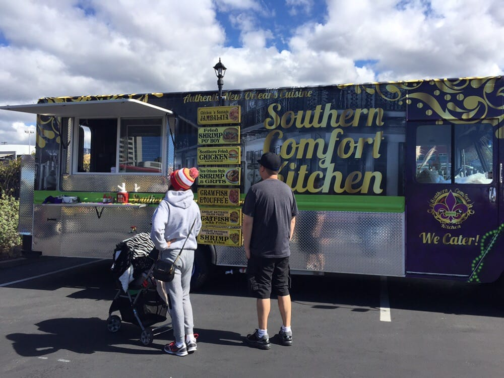 Southern Comfort Kitchen Food Truck - Yelp