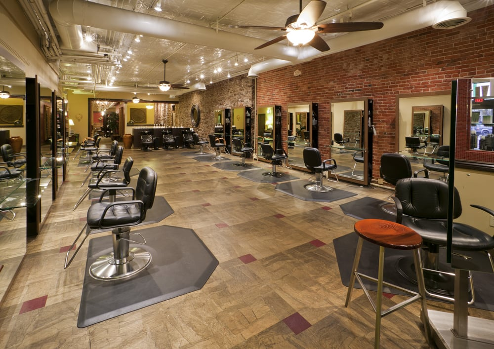 Europa colour salon spa hairdressers 123 n college ave - Color salon ...