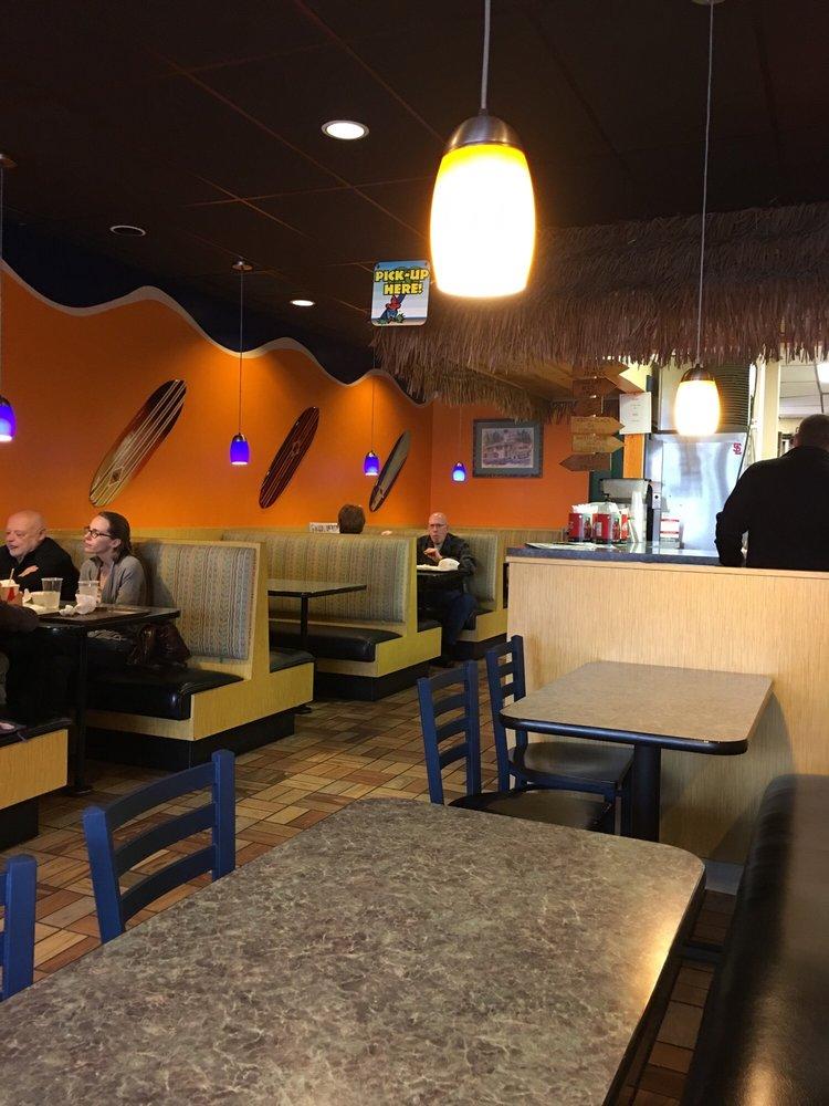 Butch's Beach Burritos: 728 E Savidge St, Spring Lake, MI