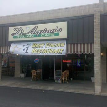 D Arpino S Italian Cafe Springfield Mo