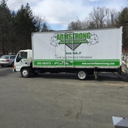Photo Of Armstrong Moving And Storage Sandy Hook Ct United States