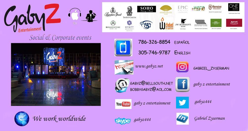 Gaby Z Entertainment