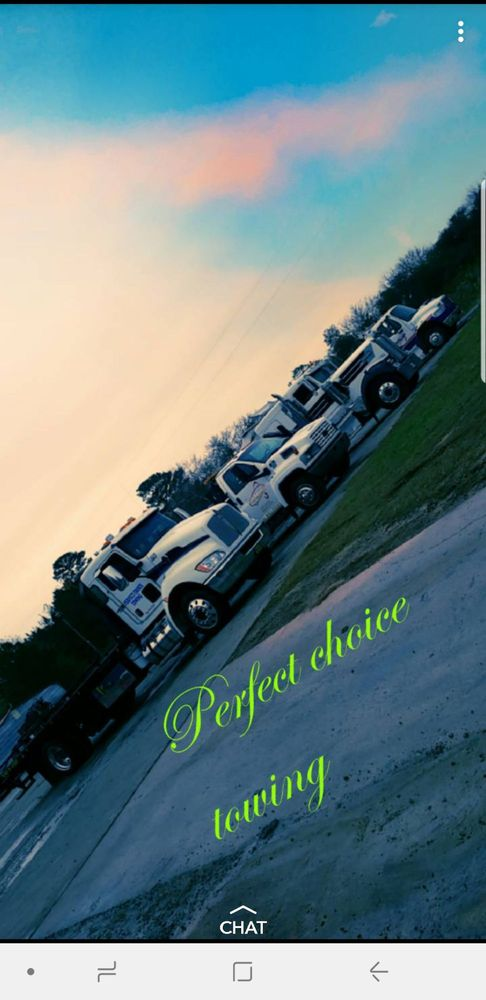 Perfect Choice Towing & Recovery: 2618 County Road 1339, Vinemont, AL