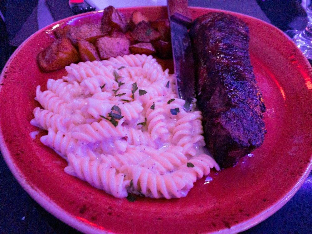 Amira's Steak & Chops: 412 S Broadway, Hicksville, NY