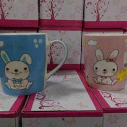 Photo of Shin Shin Enterprises - Lakewood, WA, United States. Cute cups!