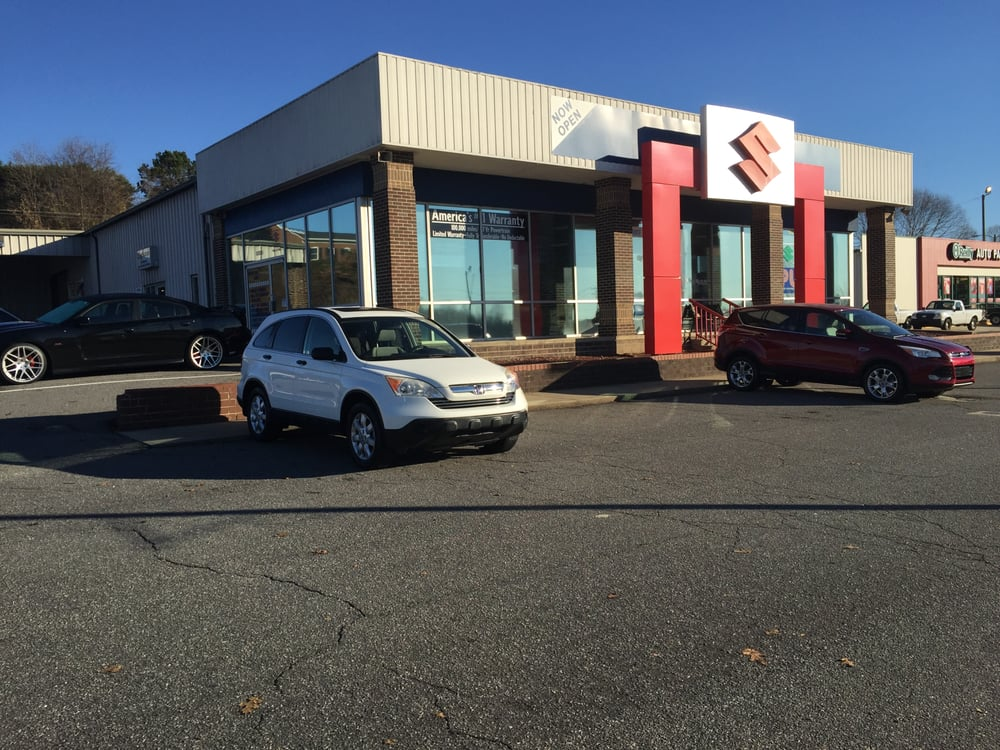 king suzuki of hickory 12 photos car dealers 701 hwy 70 se hickory nc phone number yelp. Black Bedroom Furniture Sets. Home Design Ideas