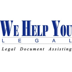 We Help You Legal Photos Notaries Th St Paso Robles - Help with legal documents
