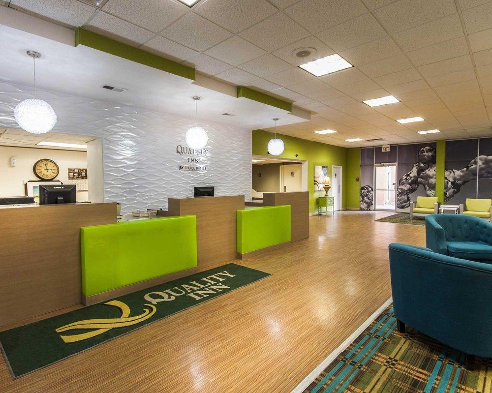 Quality Inn: 4002 S Cedar St, Pecos, TX