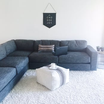 photo of west elm estero fl united states our new urban sectional : west elm bliss sectional - Sectionals, Sofas & Couches