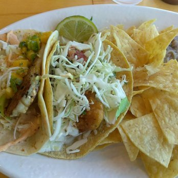 Rubio s coastal grill 34 photos 62 reviews salad for Rubio s coastal grill the original fish taco