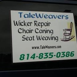 Taleweavers Caned And Wicker Furniture Repair 2320 Powell Ave Erie Pa Phone Number Yelp