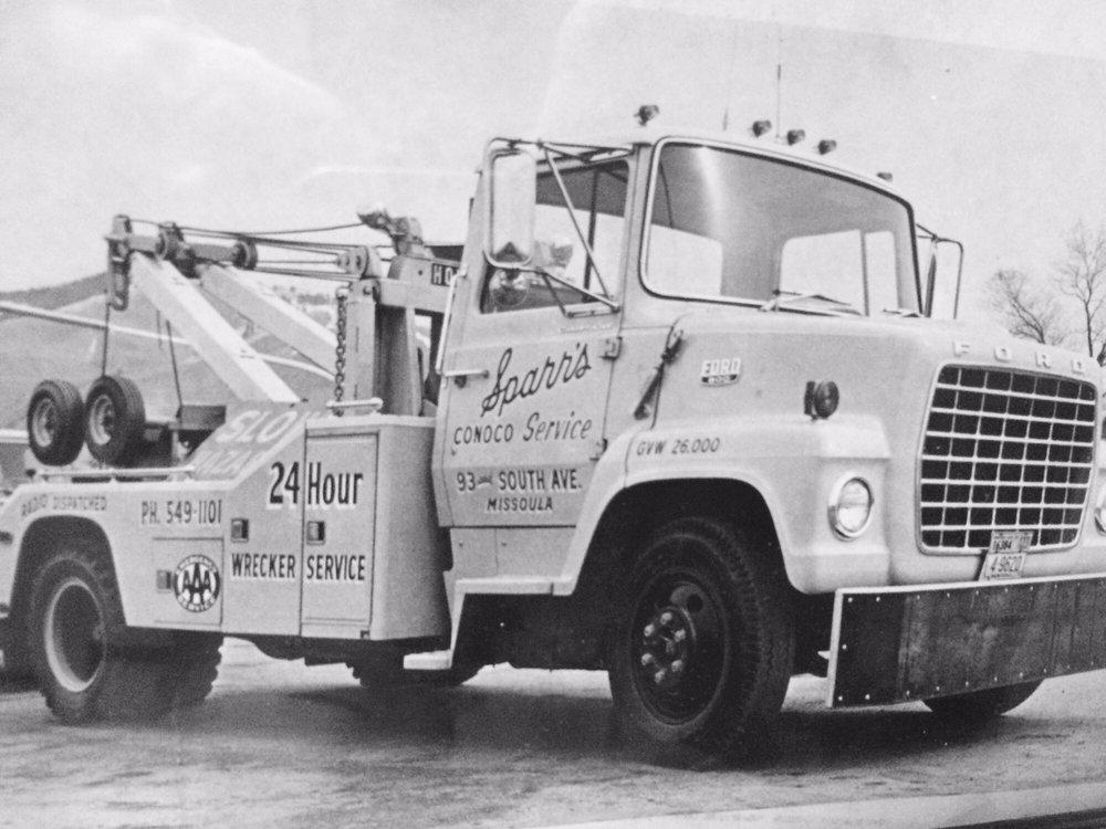 Sparr's Towing & Automotive: 2000 W Central Ave, Missoula, MT