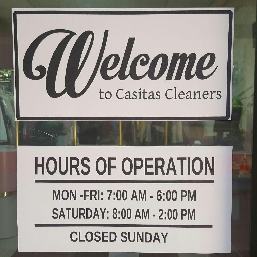 Casitas Cleaners: 5402 Carpinteria Ave, Carpinteria, CA