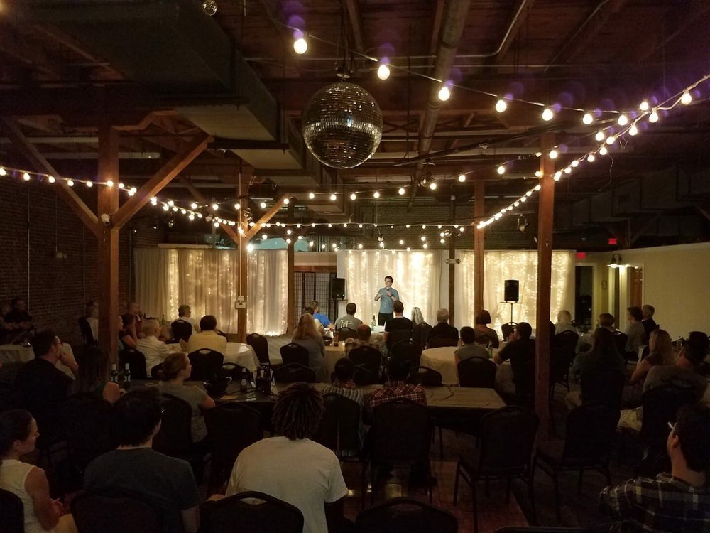 100% Comedy at the Cotton Factory: 306 S Main St, Wake Forest, NC