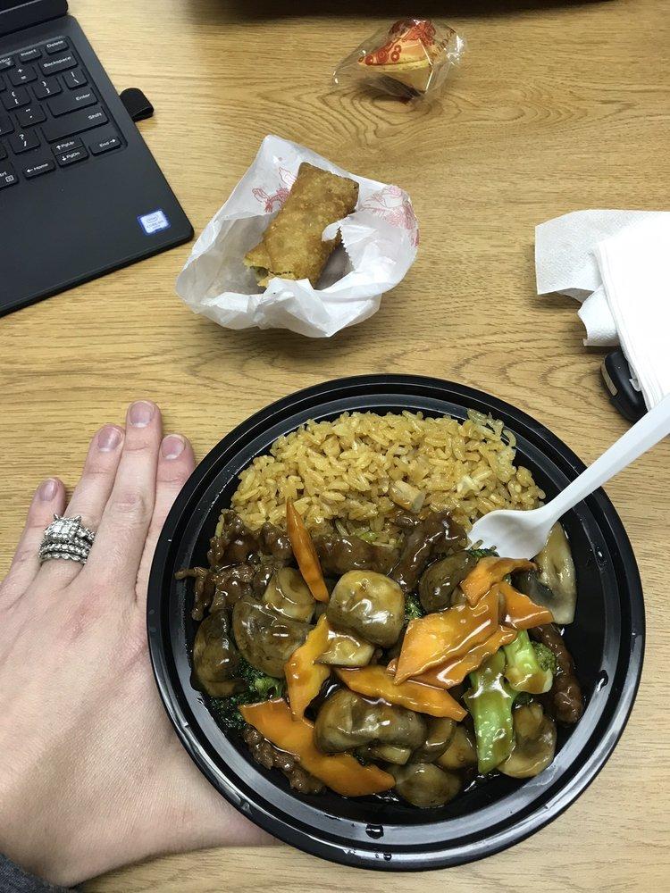 China wok: 133 N Main St, Winters, TX