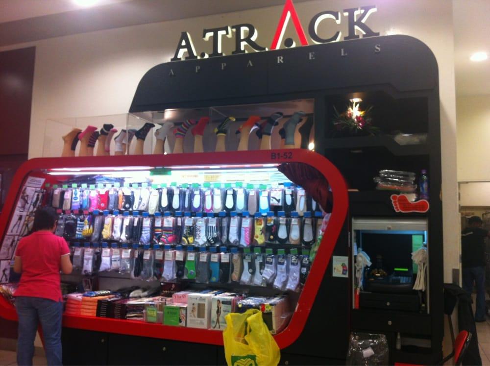 A.Track Apparels