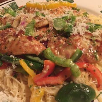 Photo Of Olive Garden Italian Restaurant   Wichita, KS, United States.  Chicken Scampi