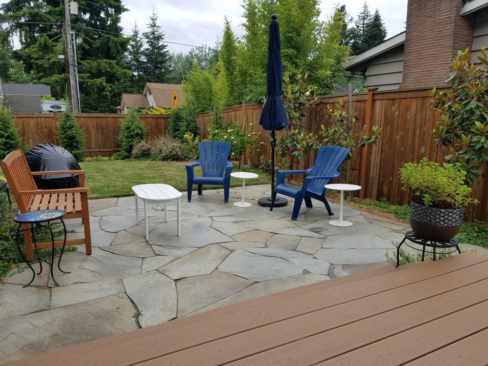 Solid Ground Landscape: Lynnwood, WA