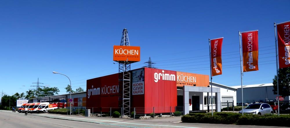 Grimm k chen cucine e bagni heinrich hertz str 16 for Offenburg germania