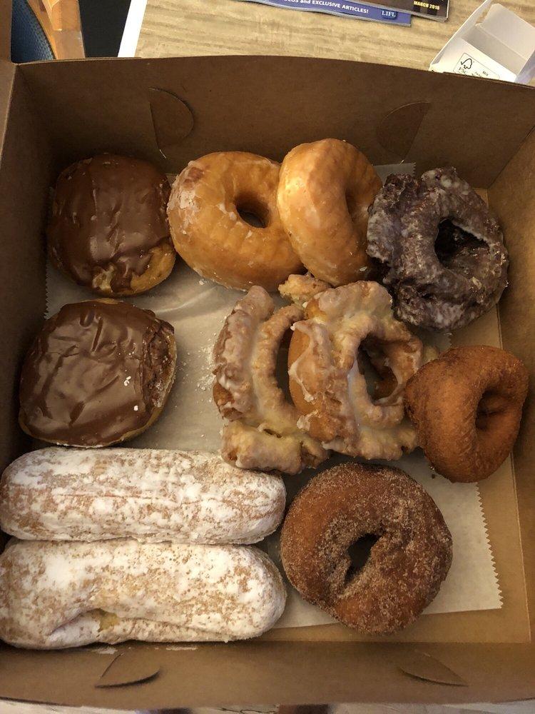 Tobey's Donut Shop: 135 E 4th St, Watkins Glen, NY