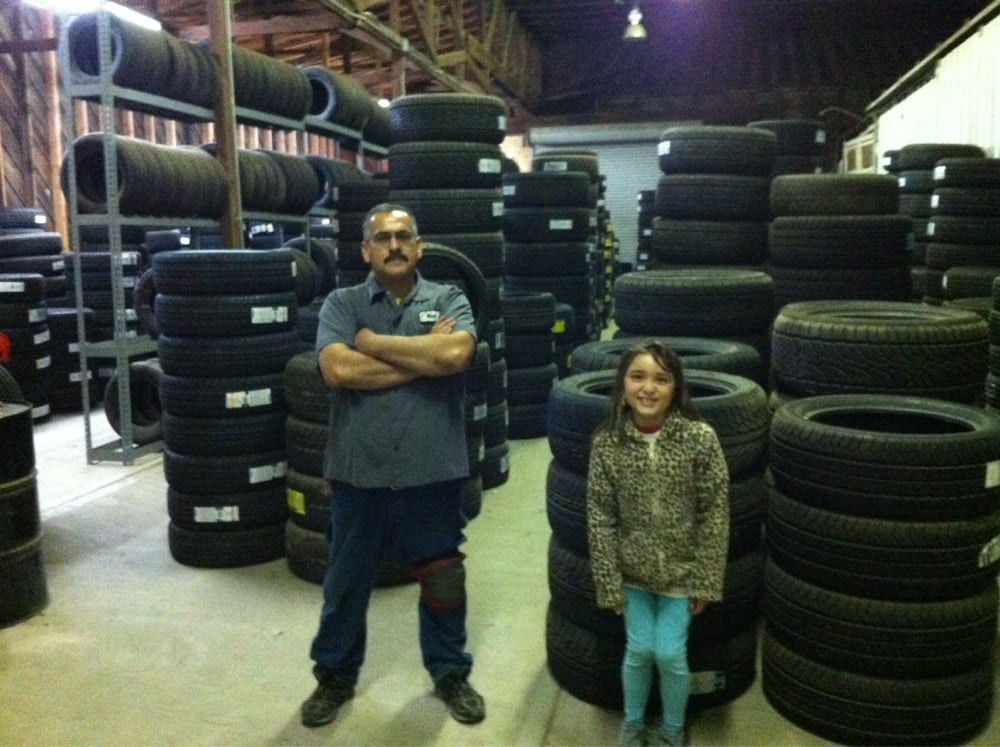 Avenal Lube And Tire: 265 E Tulare St, Avenal, CA