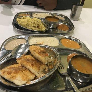 Photo Of Amaravathi Indian Pure Vegetarian Restaurant Sunnyvale Ca United States