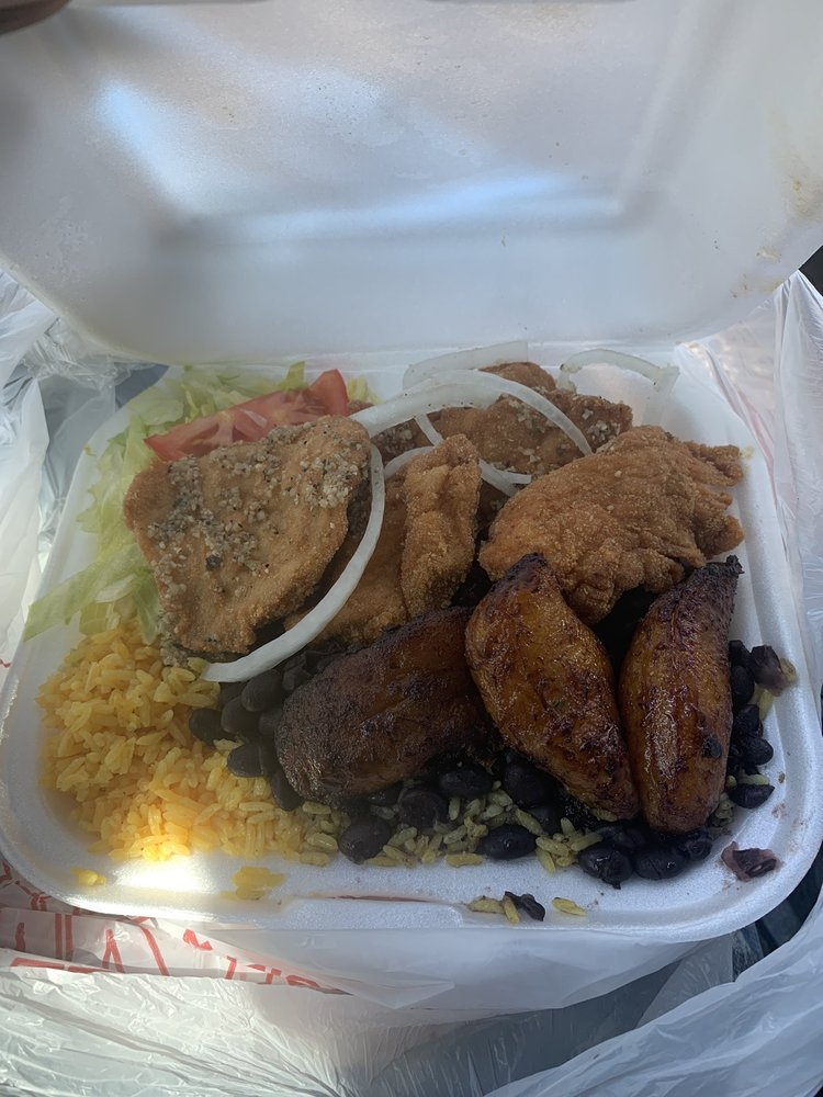 Cafe Tropical: 307 E Sugarland Hwy, Clewiston, FL