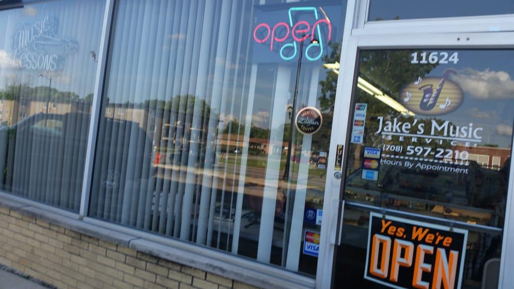 Jake's Music Service: 11624 S Pulaski Rd, Alsip, IL