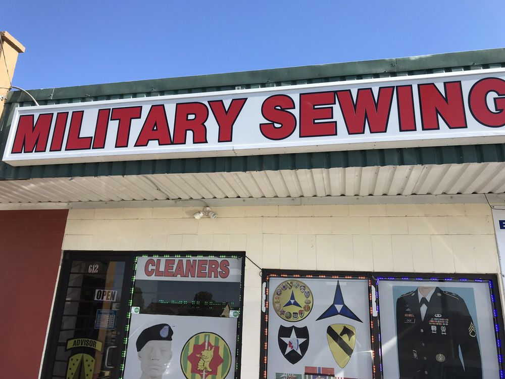 Military Sewing: 612 N Fort Hood St, Killeen, TX